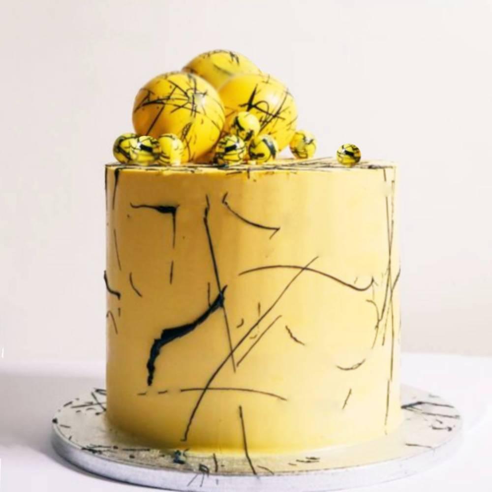 Tarta Tarta amarilla - Venta de tartas caseras online